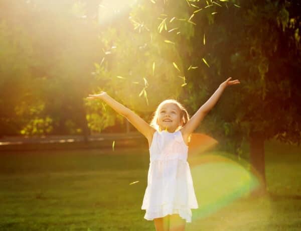 Hol a boldogság mostanában? Dániában, a gyermekek szemében