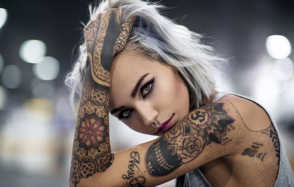 Hol van rajtad tetoválás? Ezt árulja el személyiségedről