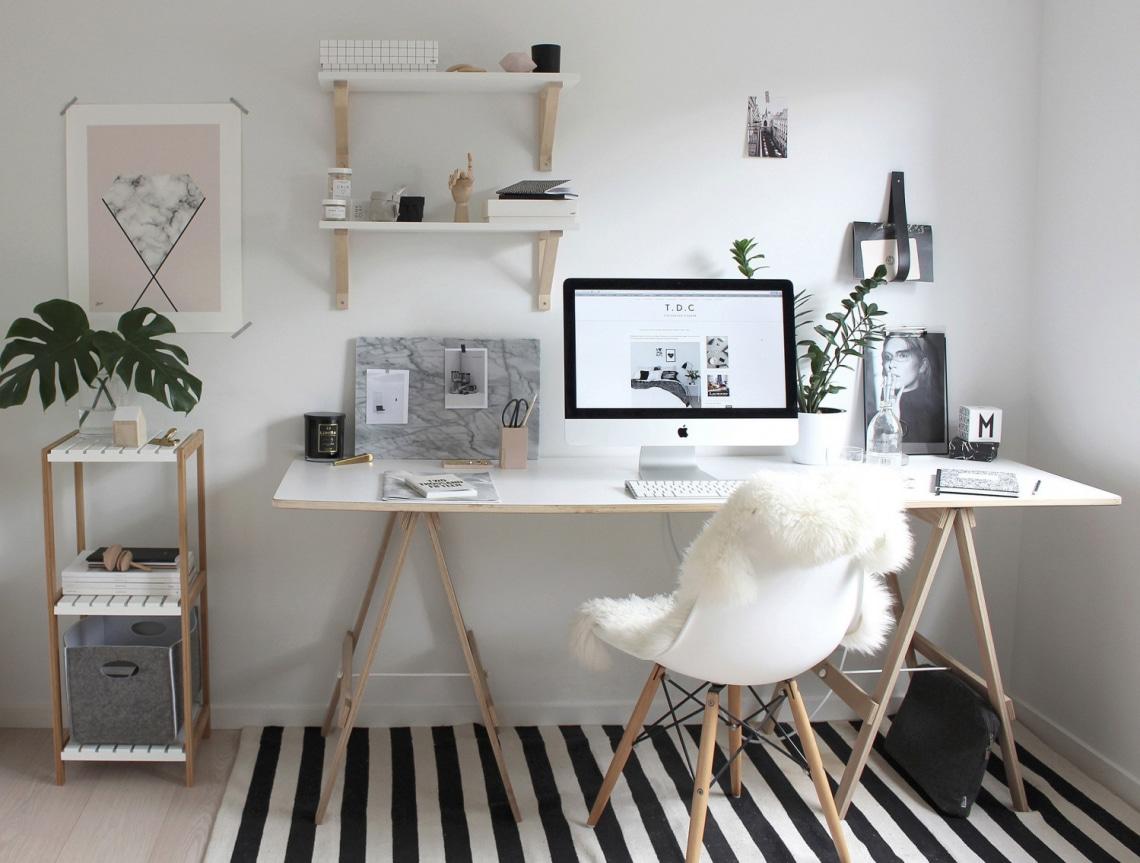 Home office DIY tippek, fillérekből