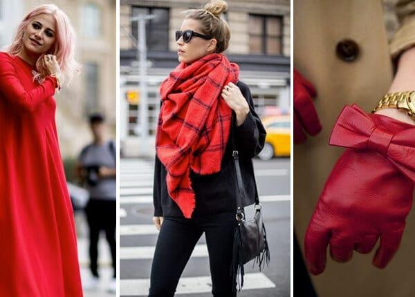 Idén télen a piros a legnagyobb divatszín! – Inspiráló szettek