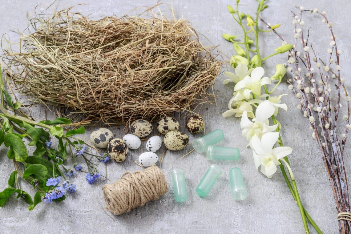 Imádnivaló húsvéti DIY projektek: 5+1 húsvéti ajtódísz