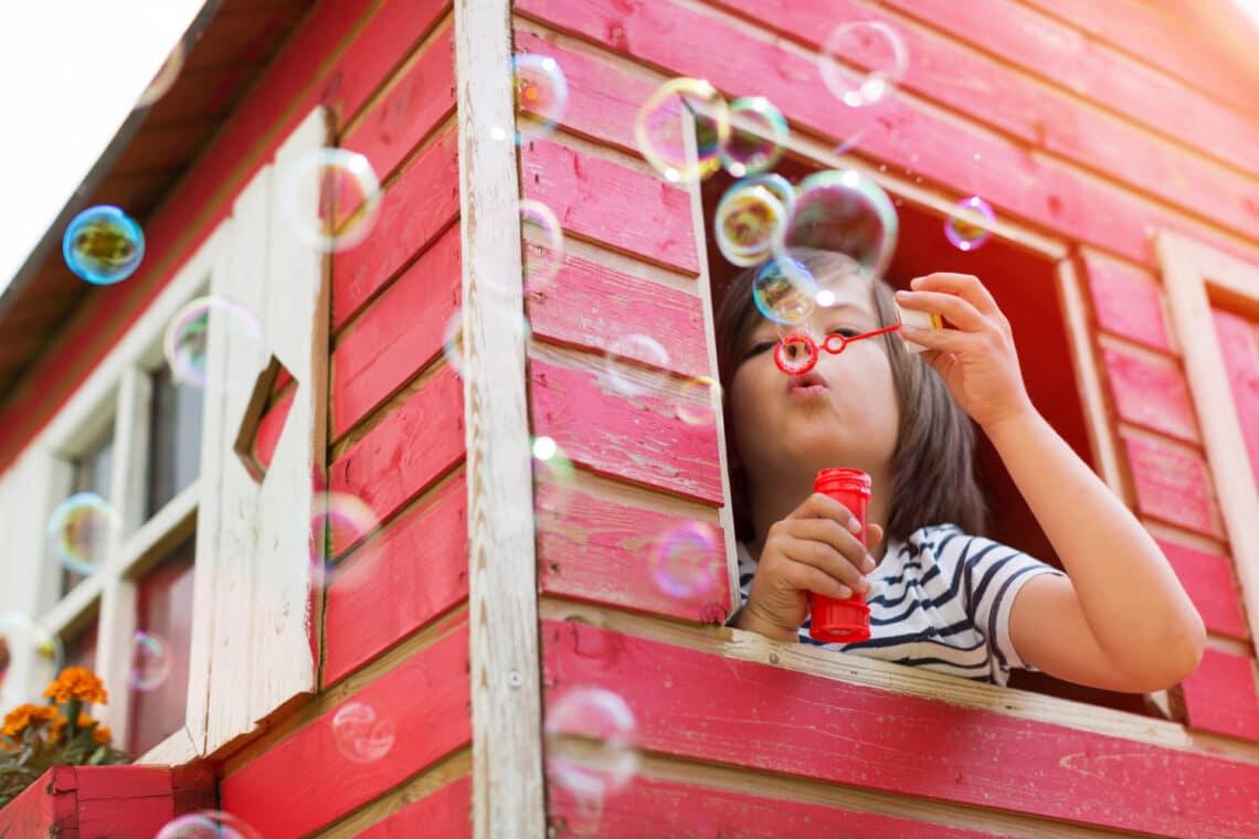 Imádnivaló játék faházak, amiket te is elkészíthetsz a gyerekednek