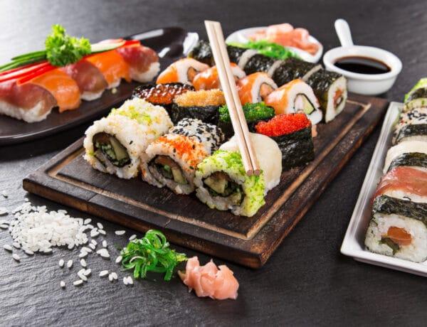 Itt eheted a legfinomabb sushikat Budapesten