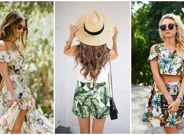 Izgalmas szettekben a nyár kihagyhatatlan alapdarabjai – Hódítanak a trópusi minták
