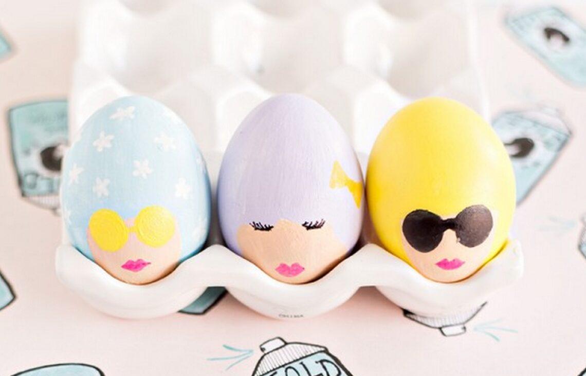 Játékos tojásdíszítés nem csak gyerekeknek – Ezeket imádni fogod!