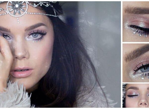 Jégvarázs smink: 10 inspiráció a tökéletes jégkirálynős makeup-hoz