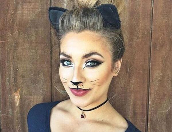 Jelmez helyett smink! Szuper arcfestések Halloween-ra