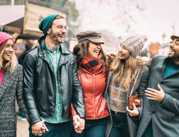 Jobban összekapcsolódunk, mint hinnénk – A barátaid lelkiállapota erősen hat rád