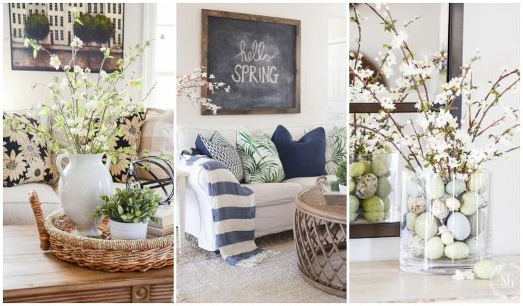 Káprázatos lakásdíszek tavaszra, amikkel vidám hangulatot teremthetsz az otthonodban