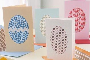Készíts húsvéti képeslapot házilag