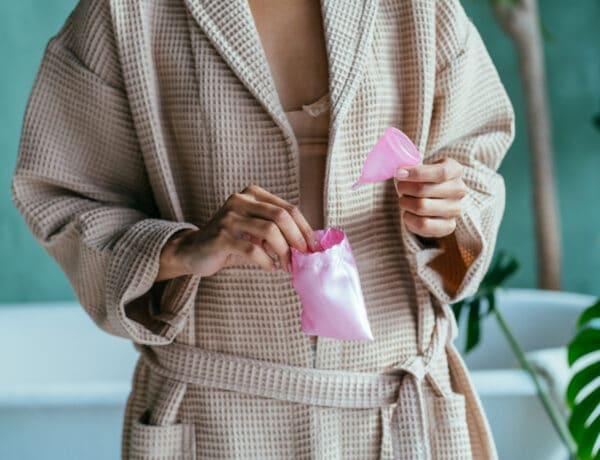Környezetbarát menstruációs termékek: mit használhatsz tampon és betét helyett?