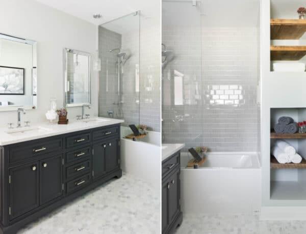 Kicsi a fürdőszobád? 5 ügyes és olcsó helykihasználási ötlet