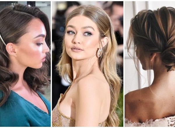 Klasszikusok egy kis csavarral – 2019-es alkalmi frizuratrendek