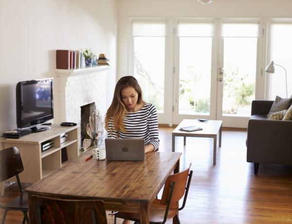 Koronavírus: 4 dolog, amivel hatékonyabbá teheted az otthoni munkát