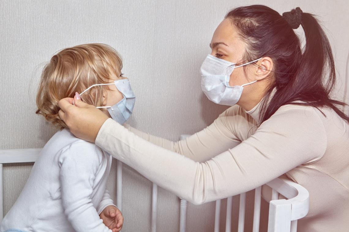 Koronavírus: A gyerekeket is védenünk kell: így óvhatod a család legfiatalabb tagjait a betegségtől