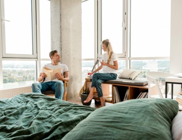 Koronavírus: Hogyan dobhatod fel a pároddal az összezárt hétköznapokat?