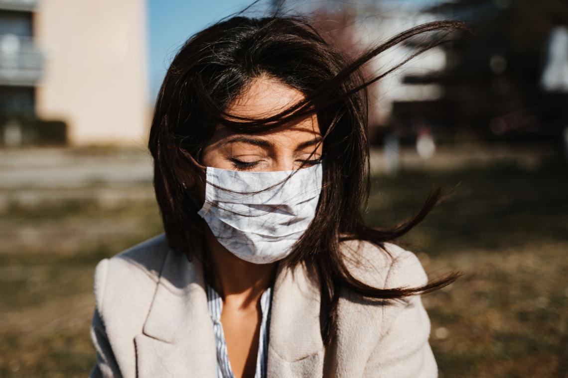 Koronavírus: Ilyen gyakran és így kell tisztítanod helyesen a textilmaszkodat