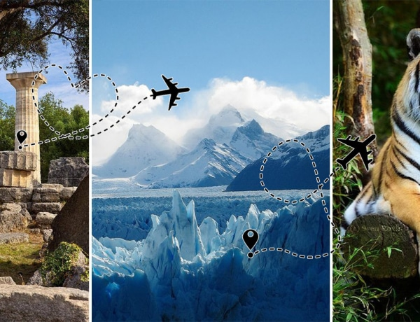 Lélegzetelállító helyek, amelyek hamarosan eltűnhetnek a föld színéről – Keresd fel őket, amíg még tudod!
