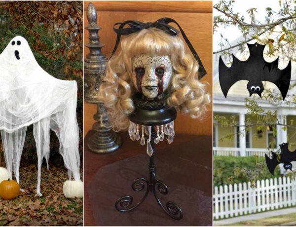 Lépj be a félelem udvarába! 8 halloweeni kerti dekoráció