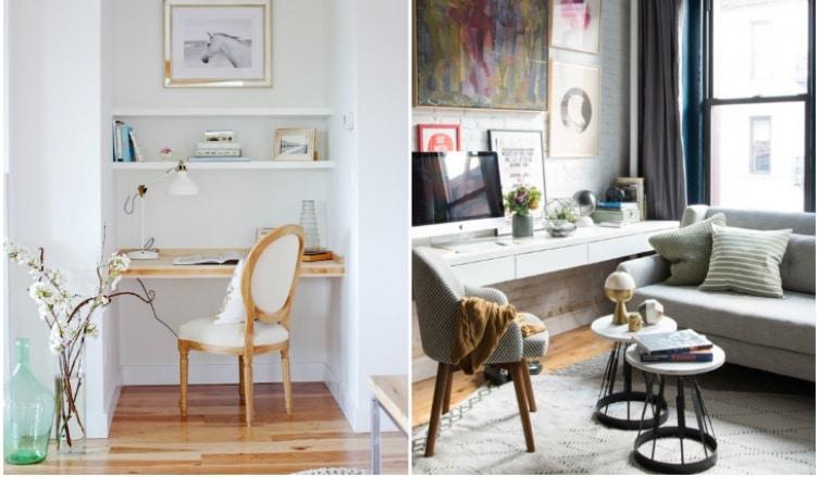 Többfunkciós nappali – Dolgozó