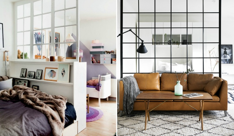 Többfunkciós nappali – Hálószoba