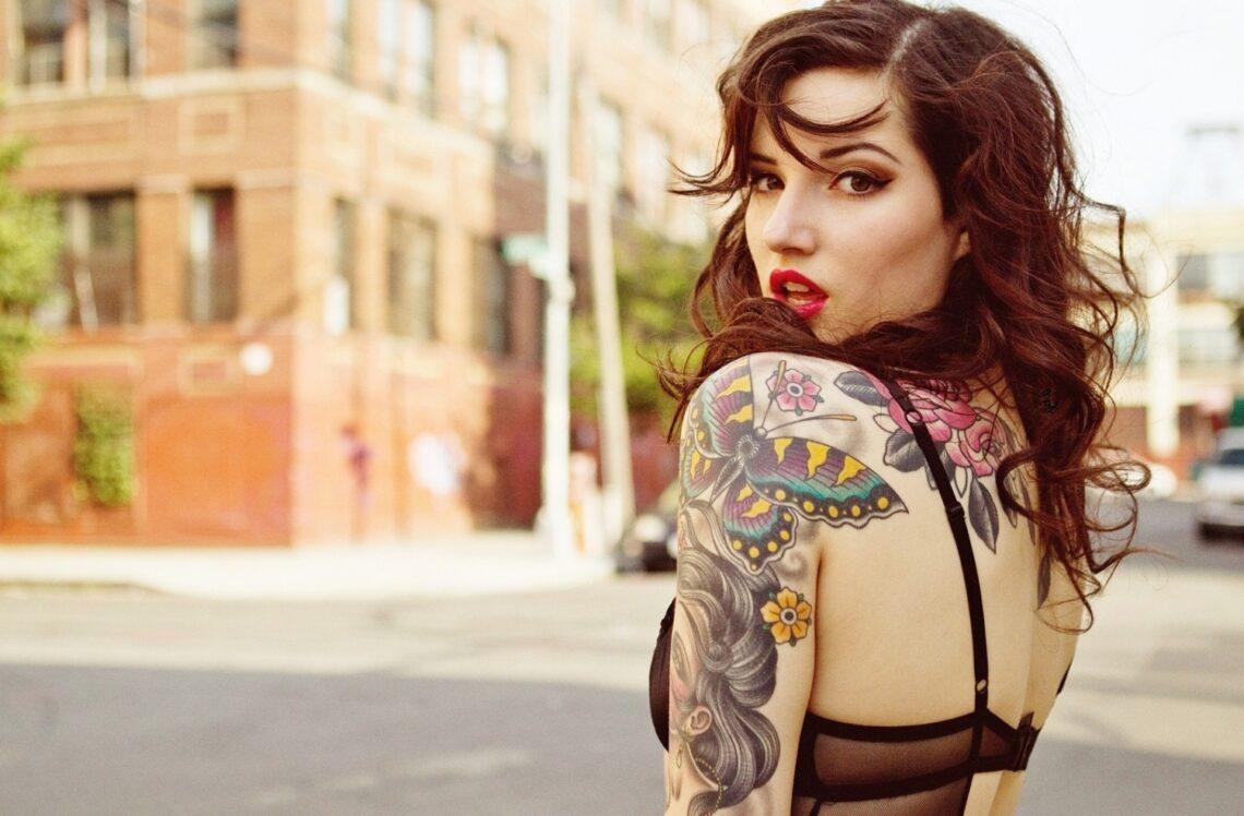 Lemosható tetoválás házilag, ami úgy néz ki, mint az igazi