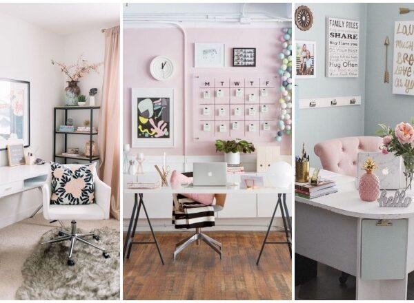Lenyűgöző lakberendezési tippek otthoni irodákra
