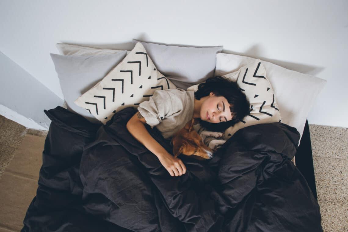 Még egy ok, hogy együtt aludj a kutyáddal