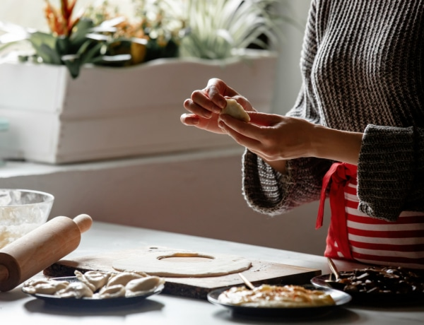Maradj otthon minimál menü – Így főzz tartós alapanyagokból finomat