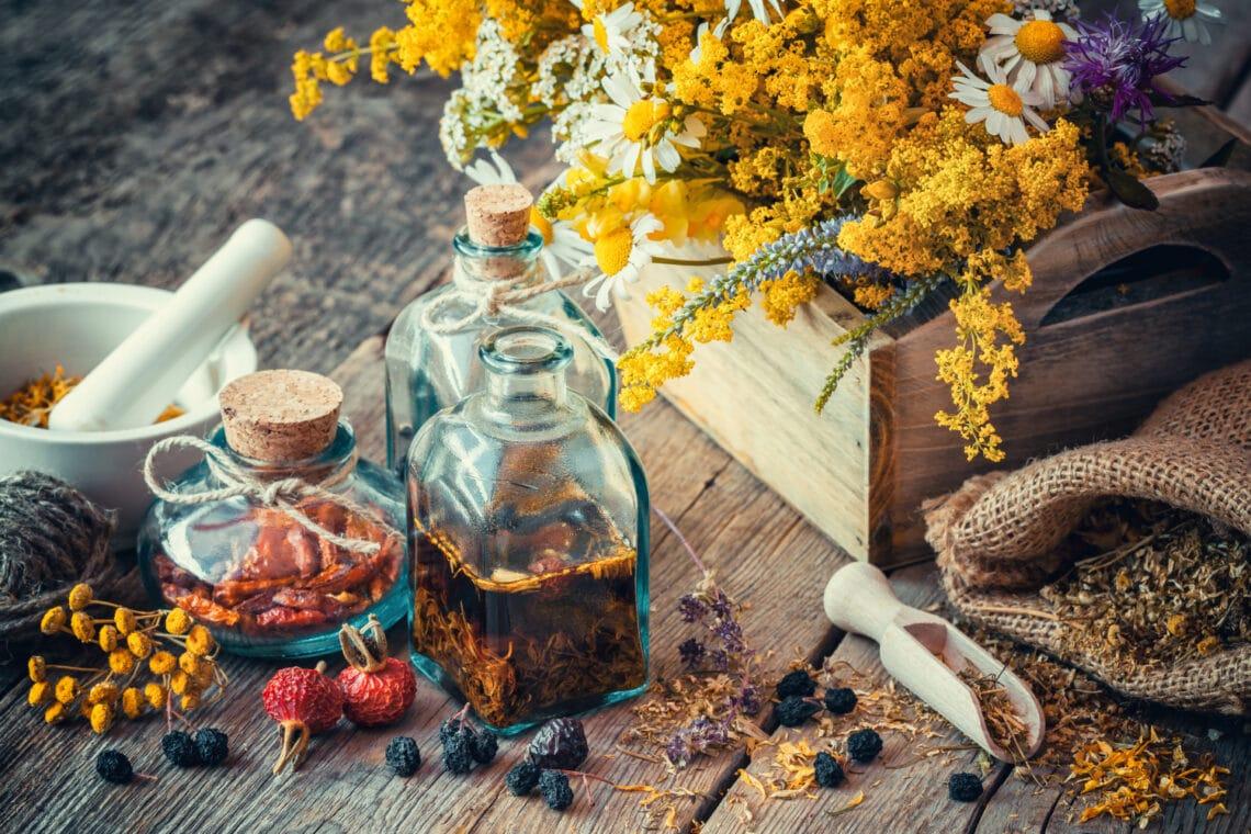 Tárazz be a spájzba: 8 gyógynövényes kúra megfázásra