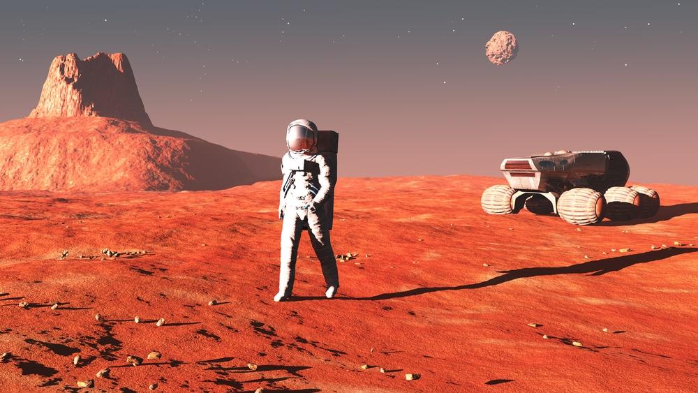 Megszólalt a férfi, akinek a felesége a Marsra megy, és nem tér már vissza