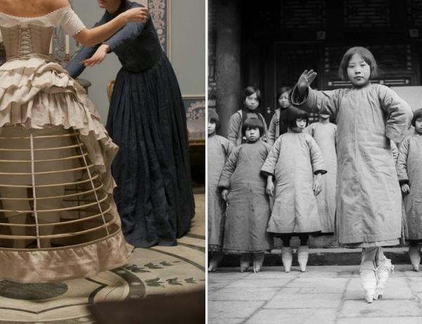 Mell-lenyomó és krinolin, a történelem legbizarrabb divat trendjei