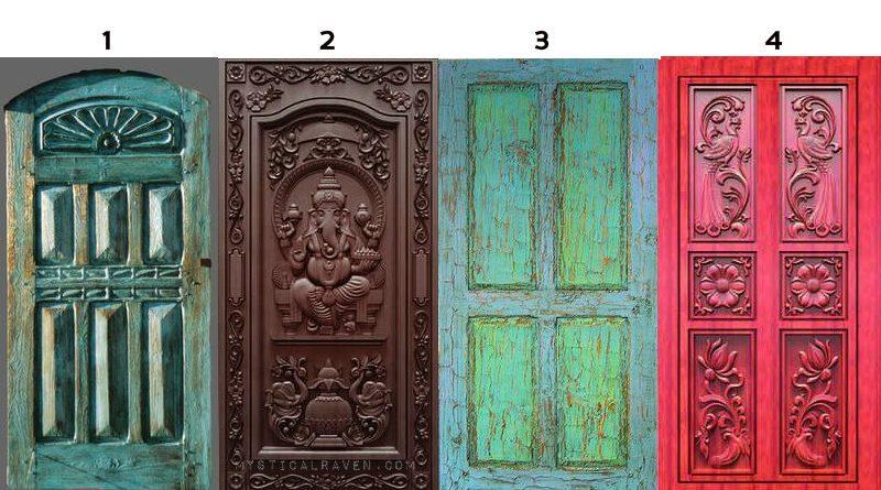 Melyik ajtón sétálnál be? A lelkedről sokat elárul a döntésed