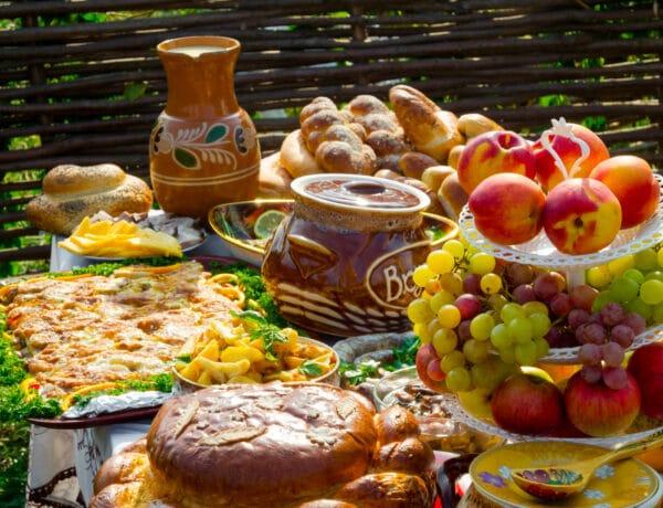Mennyei és egészséges menüsor Húsvétra