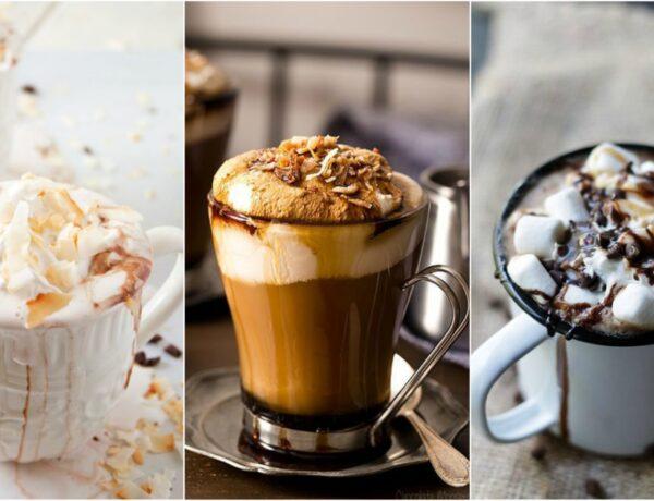 Mennyei kávévariációk, hogy a hideg napok is jól induljanak