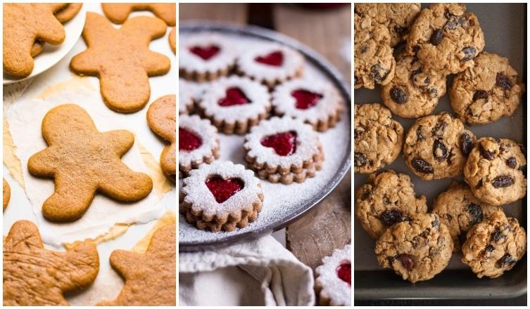 4 mennyei karácsonyi süti cukor nélkül, alacsony szénhidráttartalommal
