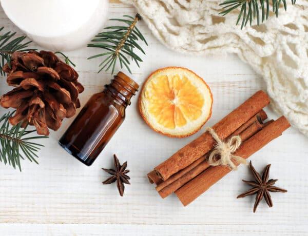 Mesés illatok a lakásban – DIY illóolajok a téli szezonra