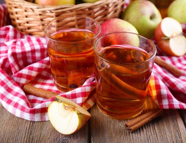 Miért iszik mindenki almaecetet?