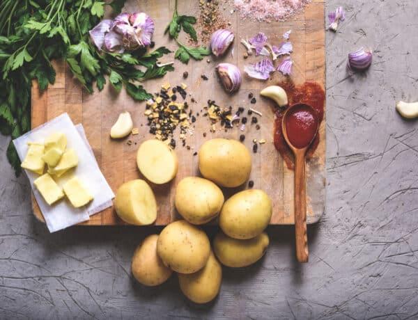 Mi történik a testeddel, ha minden nap eszel valamilyen formában krumplit?