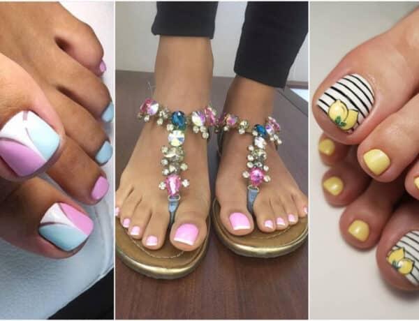 Milyen legyen a lábkörmöd idén nyáron? Pedikűr trendek