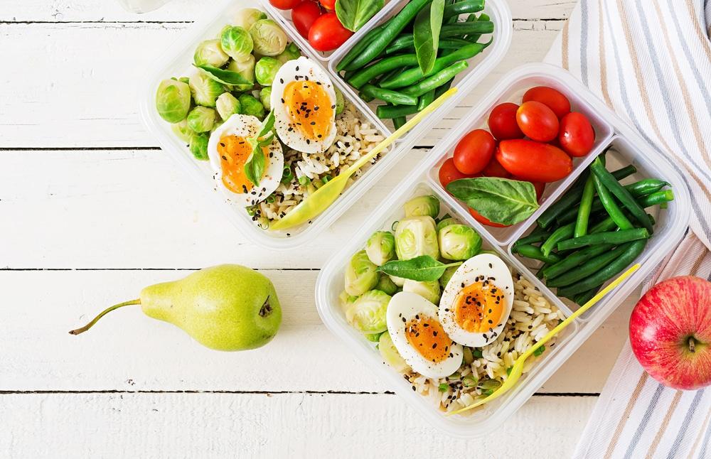Minden napra más főtt étel, a dobozolás módszerével - Meal Prep praktikák