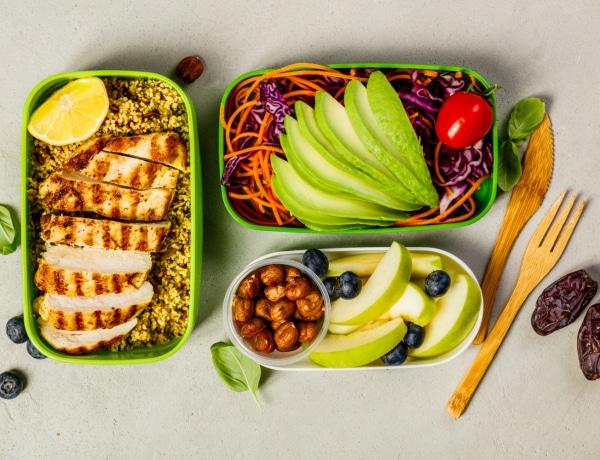 Minden napra más főtt étel, a dobozolás módszerével – Meal Prep praktikák