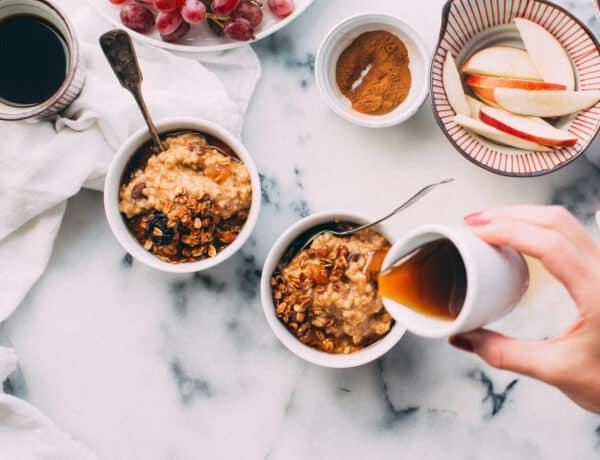 Minden napra zabkása: 7 izgalmas recept, amit kipróbálhatsz