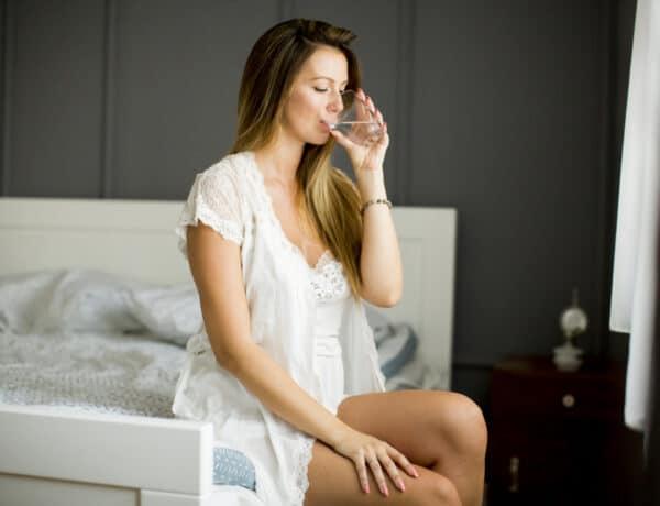 Minden reggelt egy pohár vízzel kezdtem: ez történt a testemmel