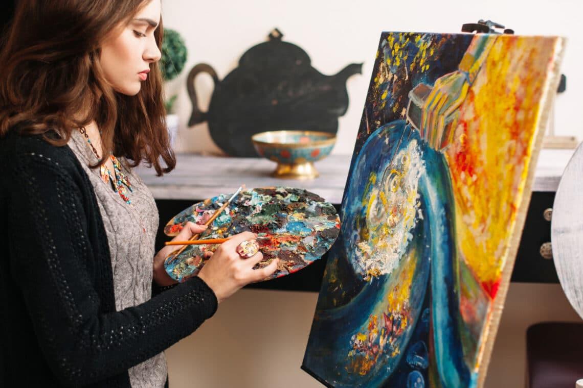 Mindenkiben egy kis művész lakik! Így hozd elő magadból