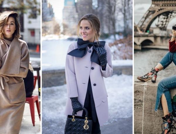 Mindig sikkesek: 6 trükk, amit érdemes ellesned a francia nők téli szettjeiből