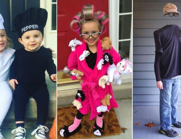 Minek öltözik a lurkód? Cuki farsangi jelmezek gyerekeknek