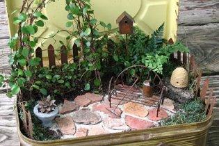 Mini-kert az otthonodban