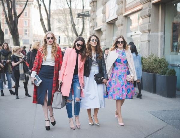 Mitől olyan stílusosak a milánói nők? – Tanuld el a trükkjeiket!