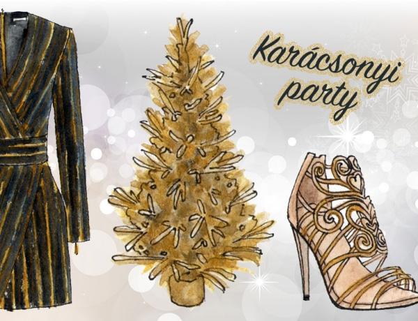 Mit vegyél fel a karácsonyi bulira? 10 szuper outfit tipp